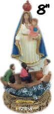 "Caridad Del Cobre 8"" Inch Statue Brand New Religious Figure Our Lady Of Charity"