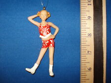 Dancing Ornamens - Young Girl in Red Costume 64008 113