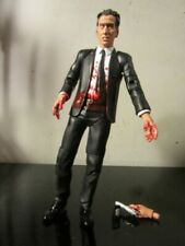 Reservoir Dogs Mr. Orange Action Figures Bloody Version by Mezco~