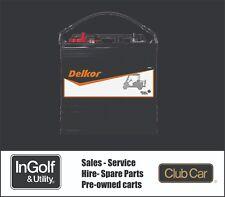 Club Car Golf Cart Golf Buggies Power Drive Delkor Single Battery 8v GC8
