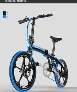 "20"" Aluminium Alloy  folding bike road Bicycle  shimano 7 speed  (Disc  brake)"