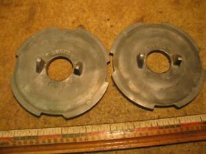 2 John Deere B28725 Corn Planter Plate Drivers 494 71 694 1250