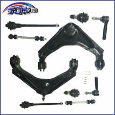 NEW FRONT UPPER CONTROL ARM SWAY BAR LINK KIT FOR CHEVY SILVERADO 1500HD 2500HD