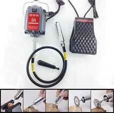 FOREDOM SR 220V Hanging Flexshaft Mill Motor Jewelry Design & Repair Kits 4mm