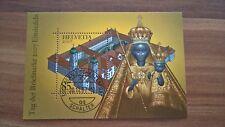 Schweiz, Block 42, Tag der Briefmarke - Einsiedeln, Schwarze Madonna ET/FD