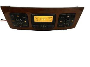 2003-2006 Mercedes-Benz W220 W215 A/C Heater Climate Control S430 CL500
