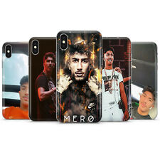 Mero Phone Case Cover, Fits iPhone Rapper Phone Case Silicon