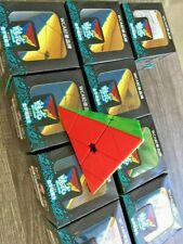 MoYu Meilong 3x3 Stickerless Frosted Pyramid Speed Cube