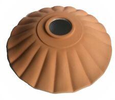 Paralume di ricambio ceramica per lampada lampadario cucina taverna cm 27