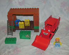 Lego Duplo Bob The Builder Lot - Parts to 3274 Bob Muck Repair the Barn