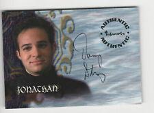 Danny Strong Jonathan Buffy The Vampire Slayer Season 4 Autograph Auto Card A19
