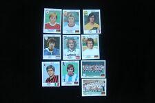 Panini Euro Football 79 : Pic 5 sticker...5 Bilder aussuchen