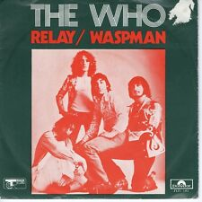 7inch THE WHO relay HOLLAND EX+/VG++  (S0934)