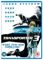 Transporter 3 DVD (2009) Jason Statham, Megaton (DIR) cert 15 ***NEW***