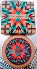 Mac VIBE TRIBE Gleamtones Powder Highlighter Dunes at Dusk AUTHENTIC BNIB Ltd Ed