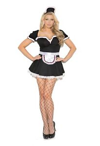 French Maid Halloween costume -