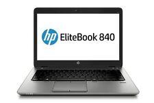 """HP Elitebook 840 G1 - i5-4300U 14""""HD+ 4GB 500GB HDD W7"""