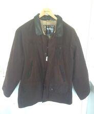 Barbour Bushman, Brown Large Wax Cotton Jacket RRP £229