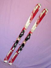 K2 Apache Recon All-Mtn SKIS 170cm w/ Salomon Z12 DEMO adjustable ski bindings ~