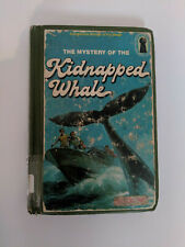 The Mystery of Kidnapped Whale by Marc Brandel (HB 1983) 3 three investigators