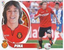 10A PINA ESPANA RCD.MALLORCA STICKER CROMO LIGA 2013 PANINI