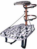 Lone Wolf Treestands Alpha II Hang-On Easy Hang Bracket Accessible, Quiet, Al...