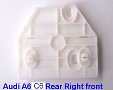 Audi A6 (C6) 2005-2011 Window Regulator Repair Clip (1x) REAR RIGHT (new part!)
