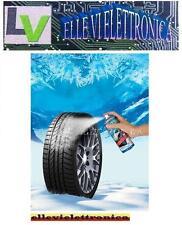 X002/25 NOOK Gomma Da Neve Spray Contenuto 300 Ml Snow Chain Grip