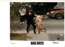 USA  LOBBY CARD - 8X10 -TEA  LEONI -TCHEKY KARYO - BAD BOYS