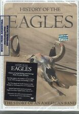 2 DVD SET EAGLES THE HISTORY OF SEALED NEW 2013 THE STORY OF AN AMERICAN BAND