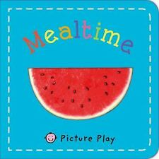 Picture Play: Mealtime-ExLibrary