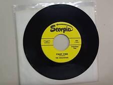 GOLLIWOGS:Pre-Creedence-Fight Fire 2:24-Fragile Child-U.S. 2-1966 Scorpio 405DJ