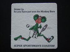 THE FUNKY MONKEY SPUNKY CLUB MONKEY BARS SUPER SPORTSMAN'S COASTER