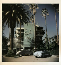 """'Beverly Hills Hotel' 1957 by Slim Aarons  Ctype print XXL 40x30"""" Inches"""