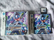 Megaman Starforce Pegasus Nintendo DS Game, Boxed With Manual