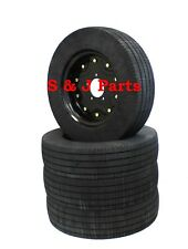 "26"" Laminated Tire 6.25"" x 25.55"" - 5 Bolt Pattern"
