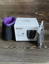 VILTROX 85mm F1.8 II V2.0 STM Autofocus Full-Frame Portrait Lens for Sony E