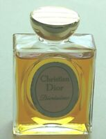 Vintage Christian Dior Diorissimo Perfume Bottle 1/2 OZ - Open - 3/4 Full