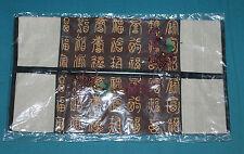 Cubierta caja de pañuelos en diseño colorido con simulado Lucky jade estilo chino (9)