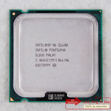 Intel Pentium Dual-Core E6600 CPU (AT80571PH0832M) LGA 775 SLGUG 3.06/2M/1066