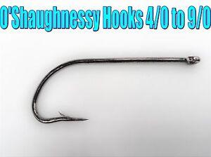 O/'Shaughnessy Hooks Sea Fishing Cod Hooks oshaughnessy 10 25 50 100