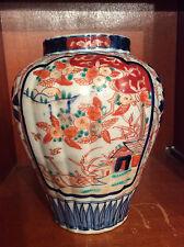 Japon Arita vase à décor Imari fin XVIII début  XIXe Nippon