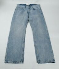Levi's Women's 505 Regular Light Wash Jeans Sz 16