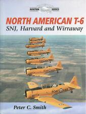 CROWOOD NORTH AMERICAN T-6 TEXAN SNJ HARVARD WIRRAWAY HBDJ USAAF USN RAF RCAF