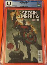 Captain America #26 Knullified Variant CGC 9.8 NM/M