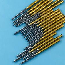 18pcs Dental Surgical Zekrya Carbide Bone Cutters Finishing Burs Fg Bur 28mm