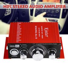 Établissements participants Kinter MA-170 12V 100W ampli Audio Hi-Fi Mini amplif