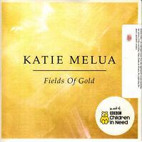 KATIE MELUA Fields Of Gold 2017 UK 1-trk no'd promo CD sealed Children In Need