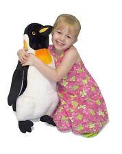 Melissa & Doug Giant Penguin - Lifelike Stuffed Animal (nearly 0.5 meters tall)
