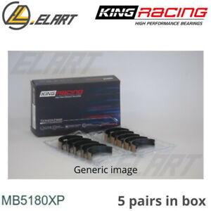 Racing Main Shell Bearings MB5180XP STD For RENAULT F8Q-F1R-F2R-F9Q